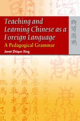 Teaching and Learning Chinese as a Foreign                         Language$