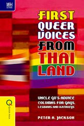"First Queer Voices from Thailand""Uncle Go's Advice Columns for Gays, Lesbians and Kathoeys""$"